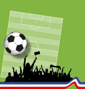 fans de football français 288x300 - 5 faits intéressants à propos des bleus