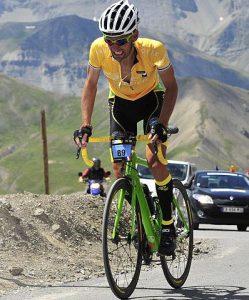 Peter Pouly 249x300 - Haute Route: la course de vélo amateur la plus difficile
