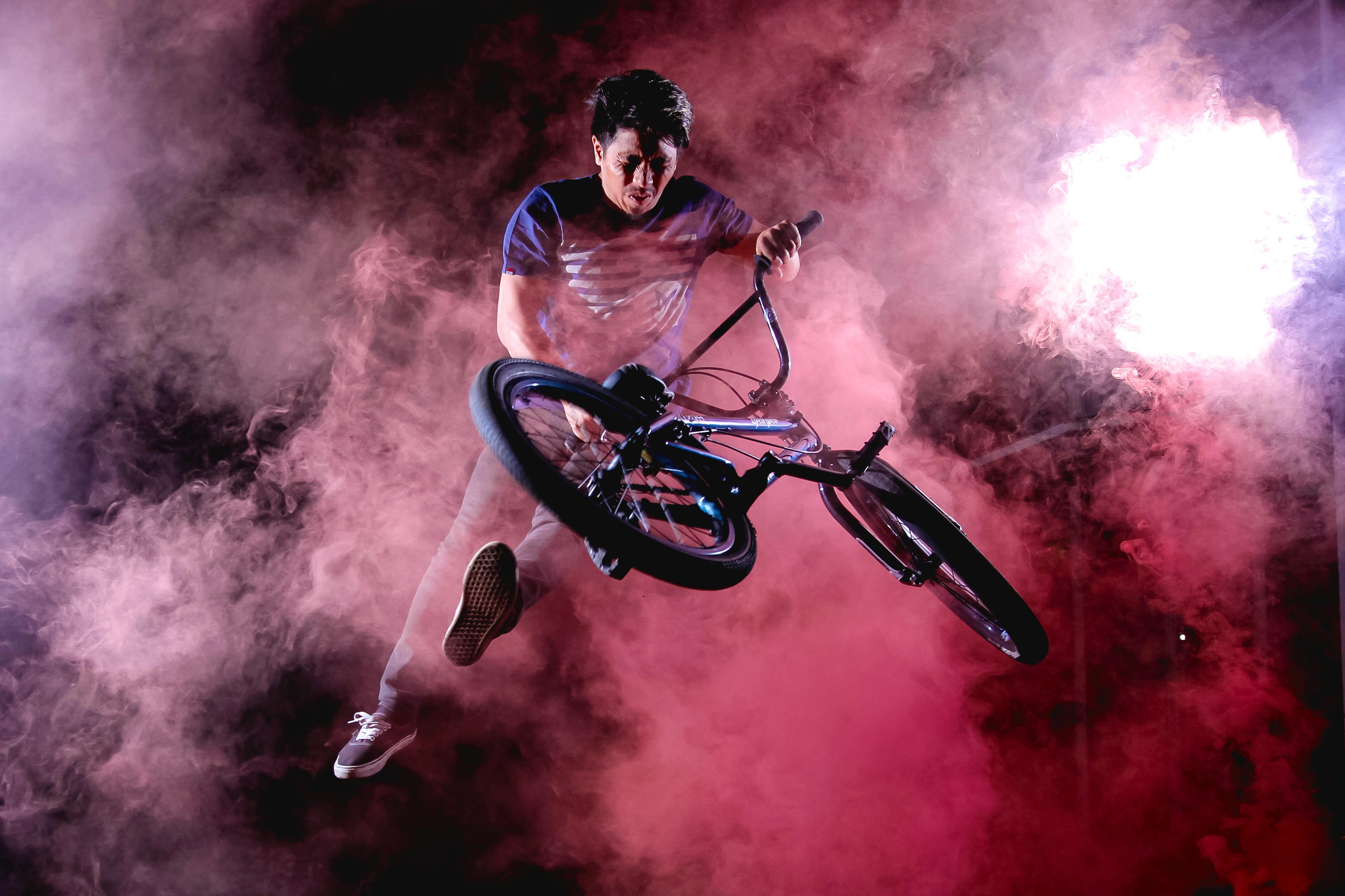 tour de bicyclette - BMX: voici les diverses disciplines de freestyle