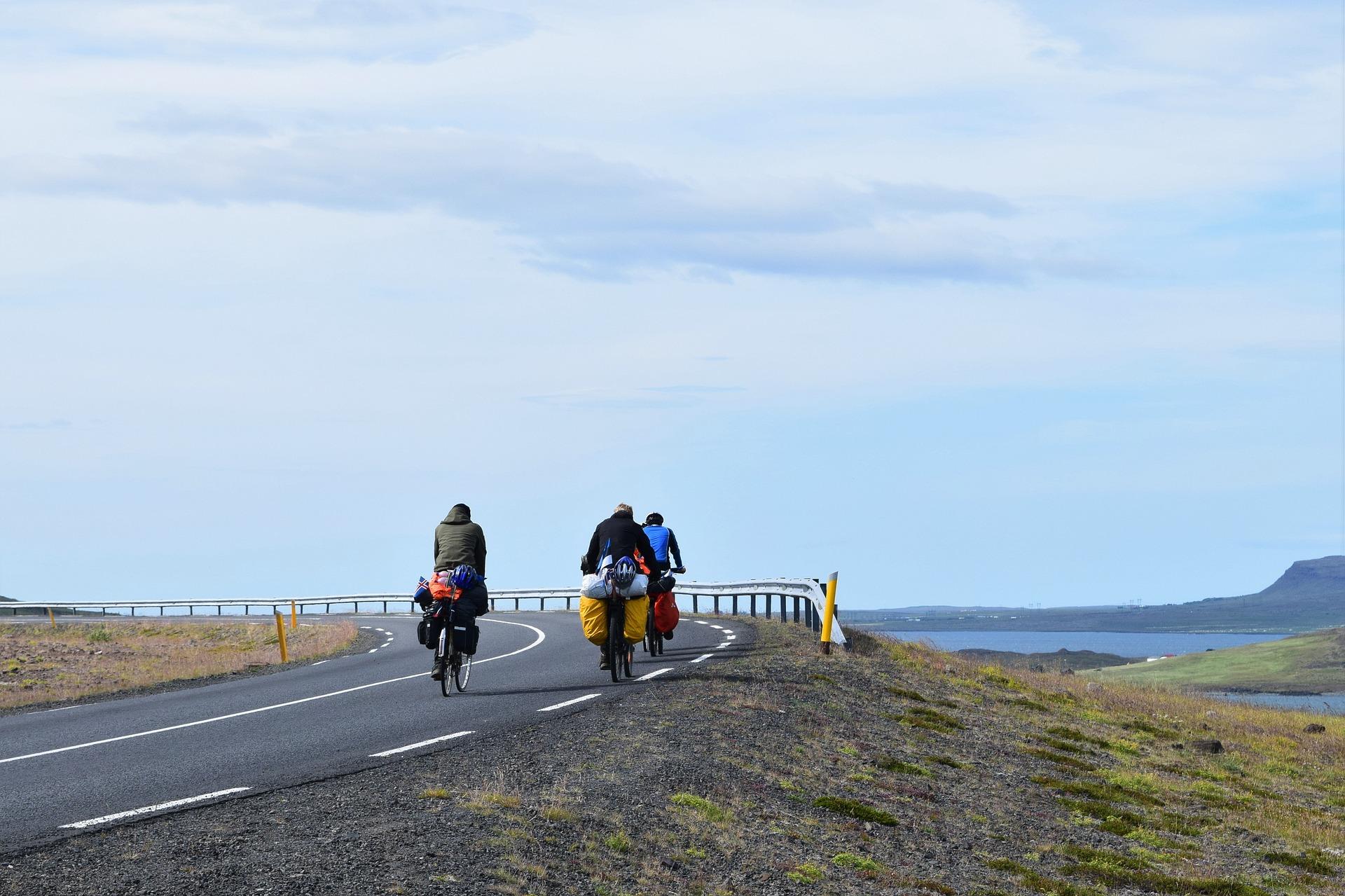 voyage à vélo - Nutrition en vélo: comment avoir une meilleure alimentation?