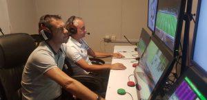 Le VAR Video Assistant Referees 300x146 - Supercoupe d'Espagne : avec le VAR et la Goal-line technology