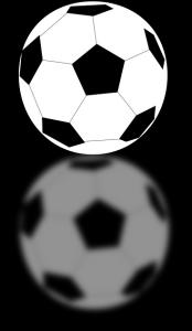 reflet du ballon de football sport 174x300 - Euro 2020 : l'Angleterre potentiellement dans le groupe de la mort